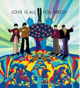 Beatles - All You Need Is Love